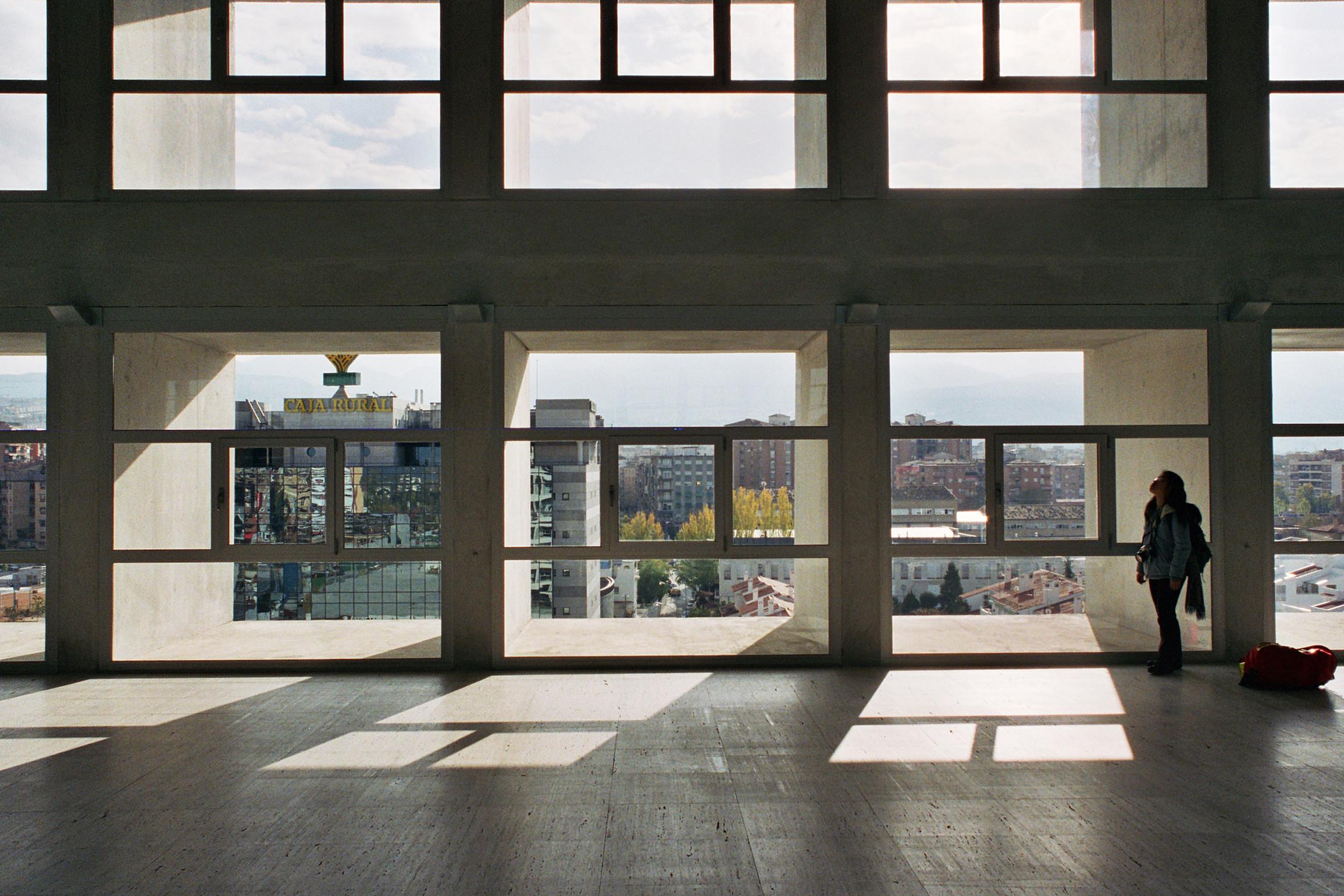 Caja de arquitectos granada ideas de disenos for Oficinas de bankia en granada